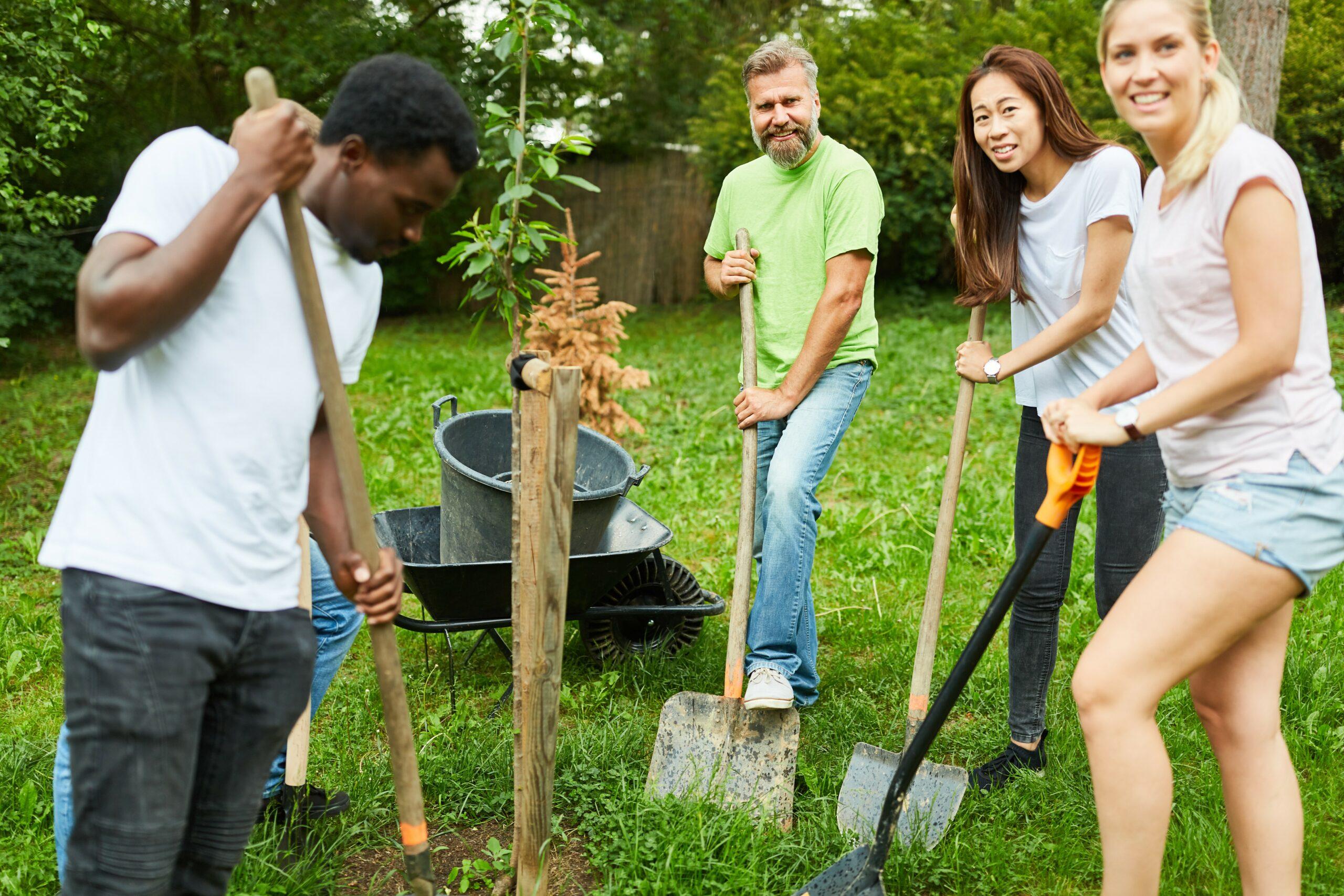 ateliers jardinage entreprise