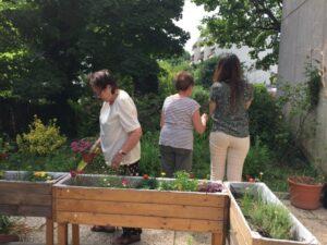 ateliers jardinage EHPad