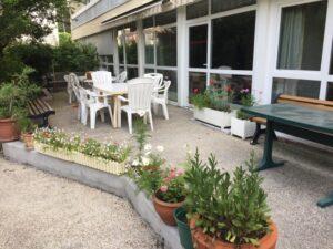 atelier de jardinage ehpad